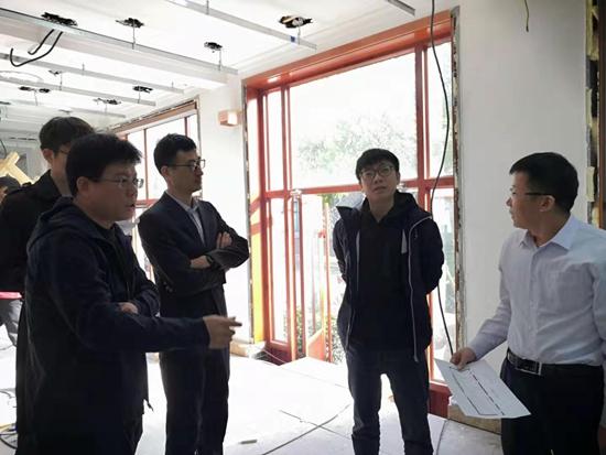 镇党委领导指导集团党建工作25