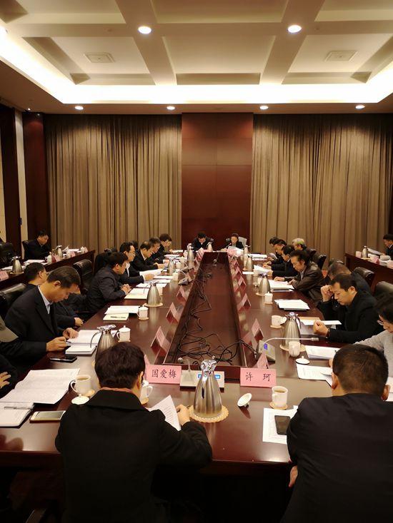李学董事长出席全市重点工作落实调度会议64
