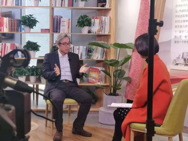问道发展•致良知—— 李学董事长接受淄博广播电视台专访35